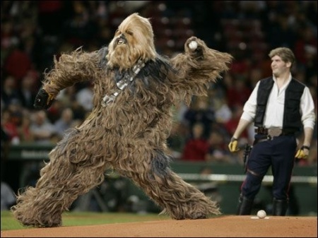 Fuck Nolan Ryan.  Chewy is my MVP.