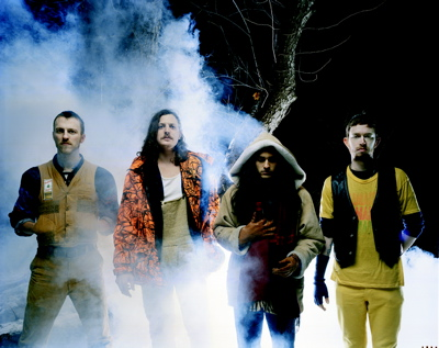 Yeasayer giving me nightmares
