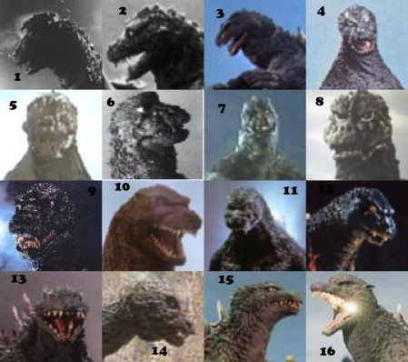 Godzilla the Thespian's Thespian
