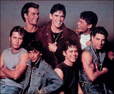 The Outsiders....but very much inside of my heart!