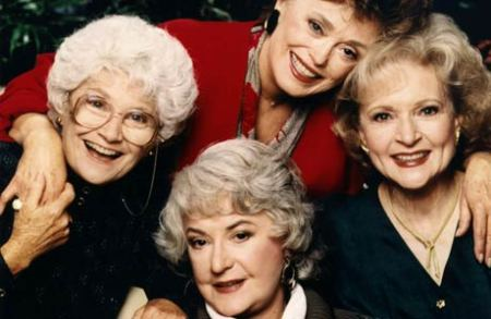 Golden Girls V. Pterodactyls....not a fair match up...fucking awesome bloodbath