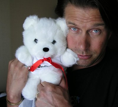 Stephen Baldwin and friend
