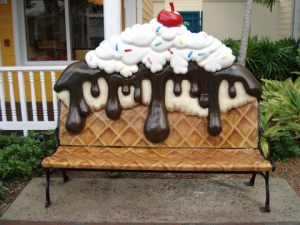 Ice Cream Chair