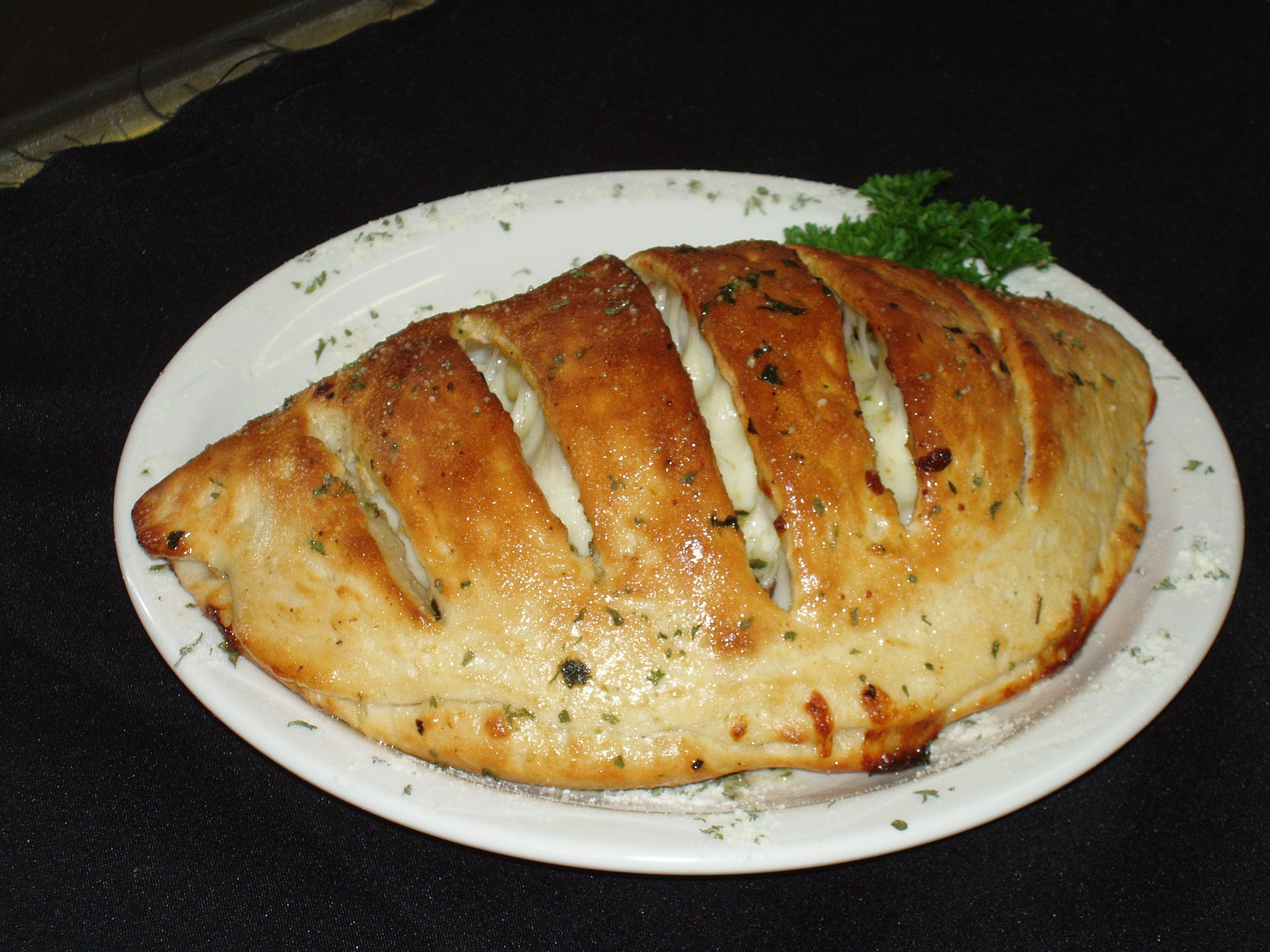 Get Me A Fork: Calzones