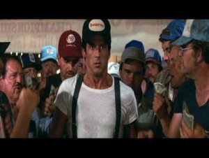 Stallone Over the top suspenders