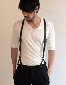 Hipster Suspenders