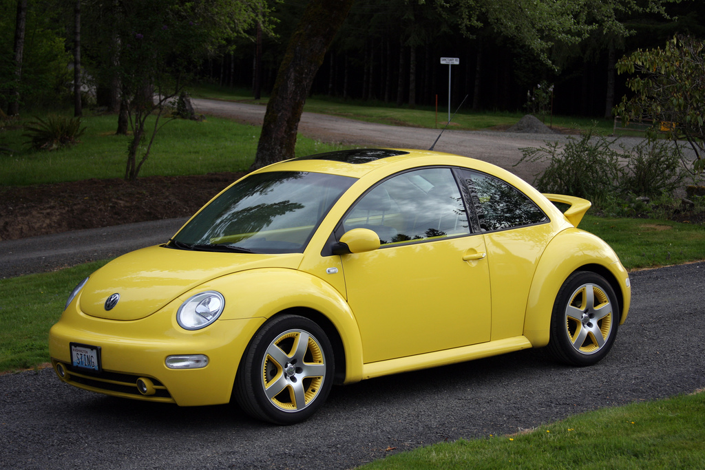 A Beetle Car Weapons | THE A...