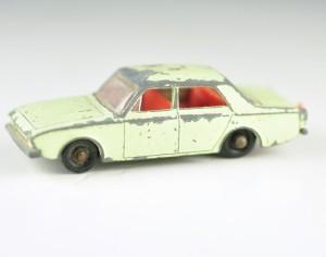 Junky Matchbox Car