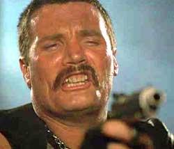 Vernon Wells in Commando