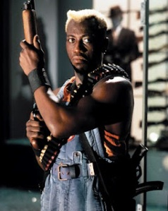 Simon Phoenix, Demolition Man, Wesley Snipes