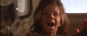 Feral Kid from the Road Warrior Laughing