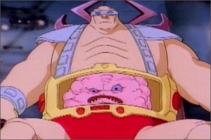 Krang, Teenage Mutant Ninja Turtles, TMNT