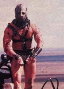 LORD HUMUNGOUS, The Road Warrior, Mad Max II