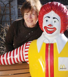 Ronald Mcdonald House Statue Denver