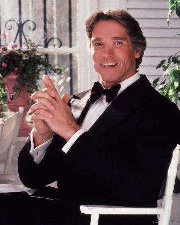 Arnold Schwarzenegger, Tuxedo,