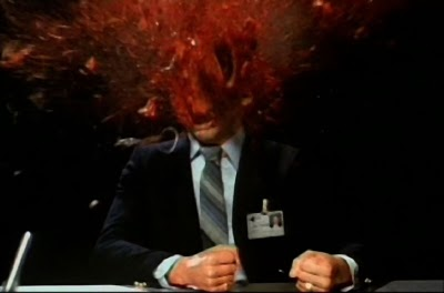 Scanners, Head Explosion