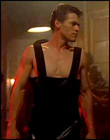 Willem Dafoe, Streets of Fire, Raven